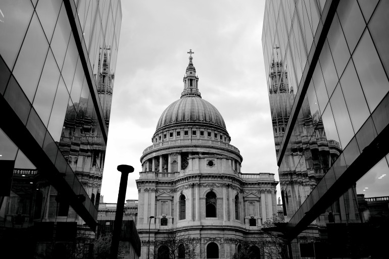 St Paul`s Cathedral london
